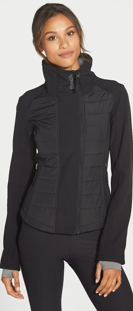 Bench 'Wisecrack B' Jacket in Black